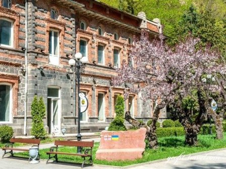 Санаторно-курортна зона - Боржомі