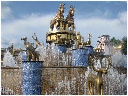 Історія Грузії - тур зі Львова